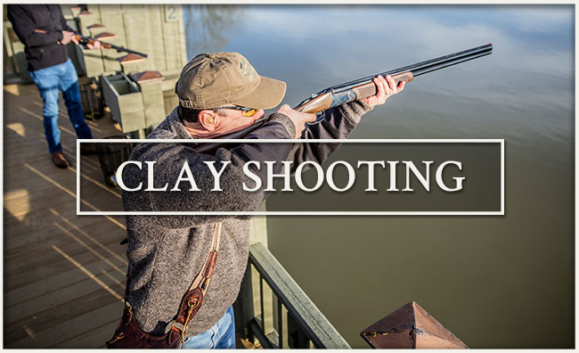 Clay Shooting at Prairie Wildlife