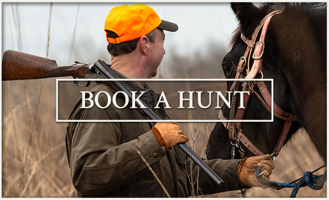 Book a Hunt with Prairie Wildlife